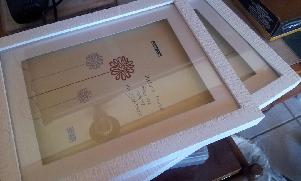 Shadow Box Picture Frames Plans