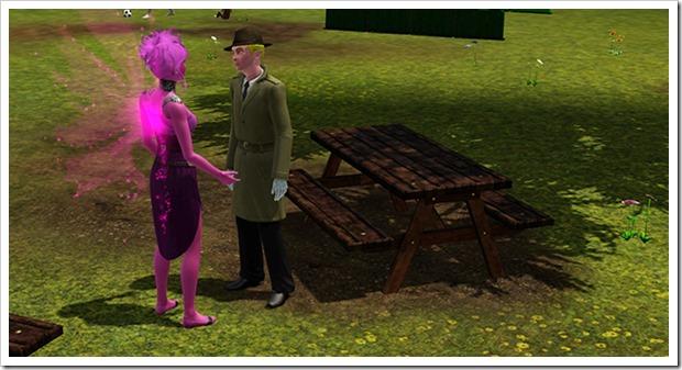 Love at first random encounter
