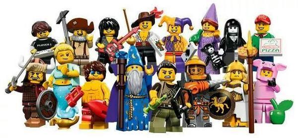 LegoMinifigSeries12