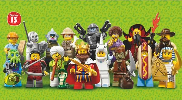 LegoMinifigSeries13
